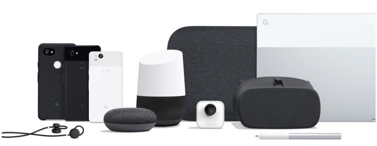 Google new products