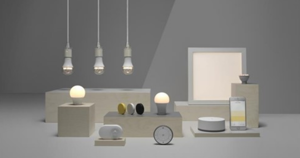Alexa Will Soon Control Your Ikea Lights