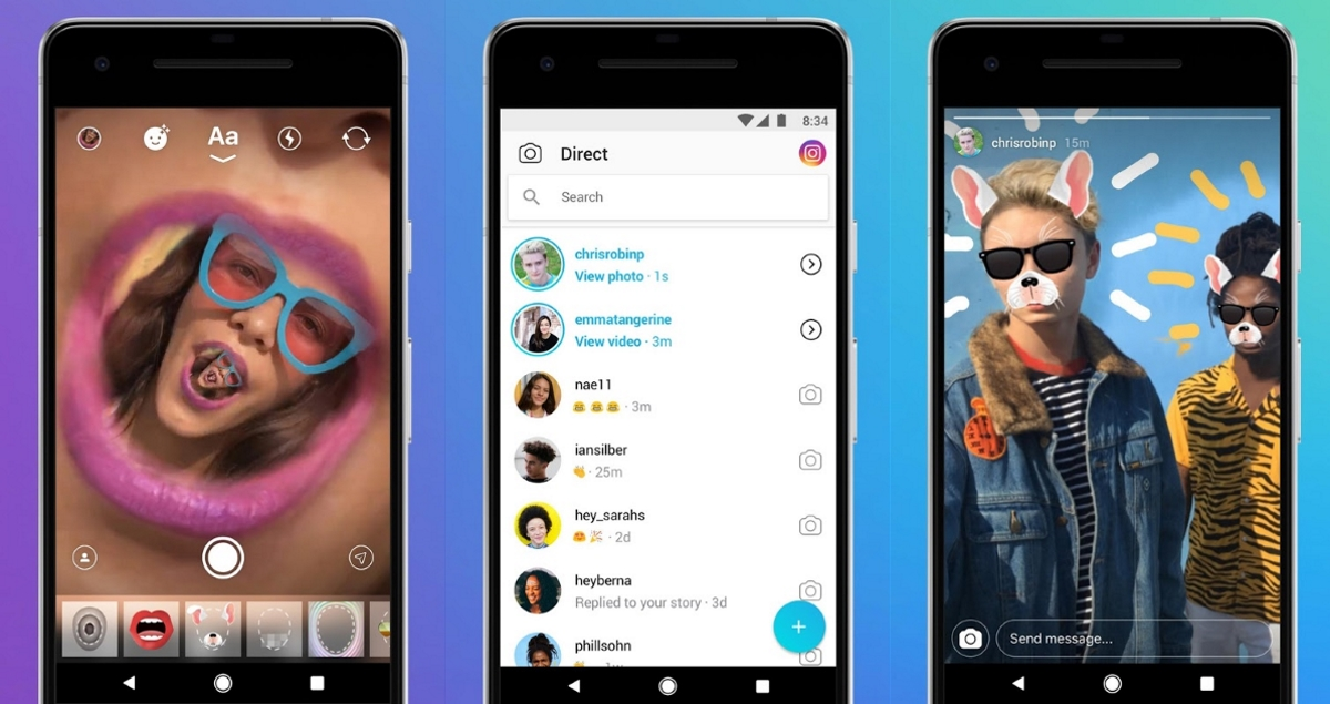 Instagram Launches Instagram Direct, Yet Another Snapchat Copy
