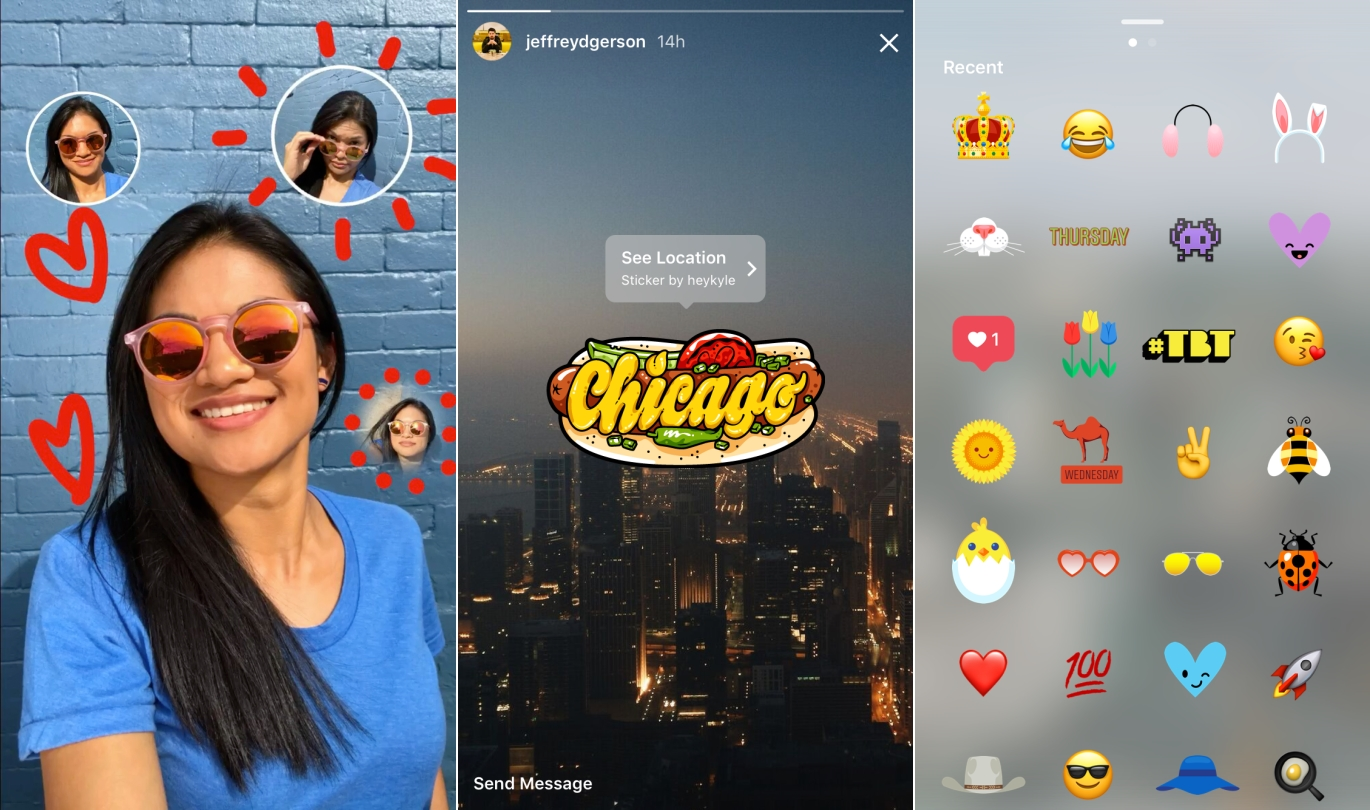 Instagram Stories hit 200m daily users, overtaking Snapchat