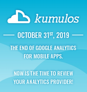 Google Analytics for mobile apps is shutting down, users