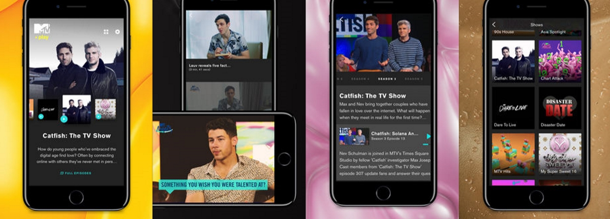 MTV launches first mobile streaming app | Mobile Marketing Magazine