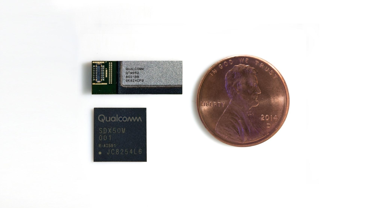 Qualcomm Introduces Miniaturized mmWave Antenna Modules for 5G Smartphones