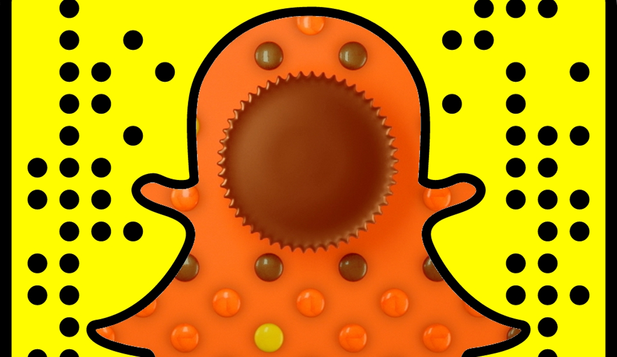 Play as a chocolatey Pac-Man on Snapchat, thanks to Reese's   Mobile