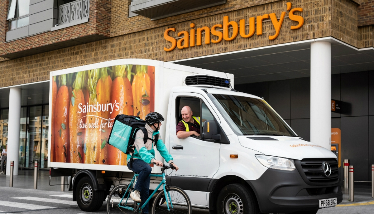 Sainsbury's Deliveroo
