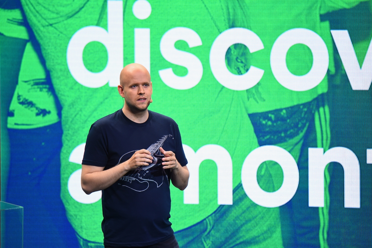 Spotify Buys French AI Startup To Boost Music Recommendations