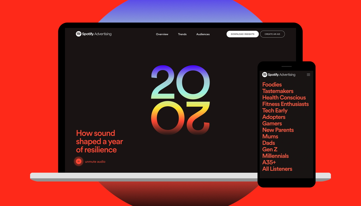 Spotify Launches 2020 Wrapped For Advertisers Mobile Marketing Magazine