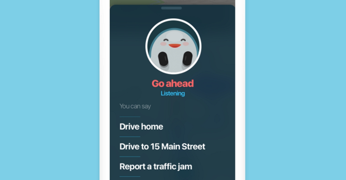 Waze adds new motorcycle mode and 'OK Waze' voice commands
