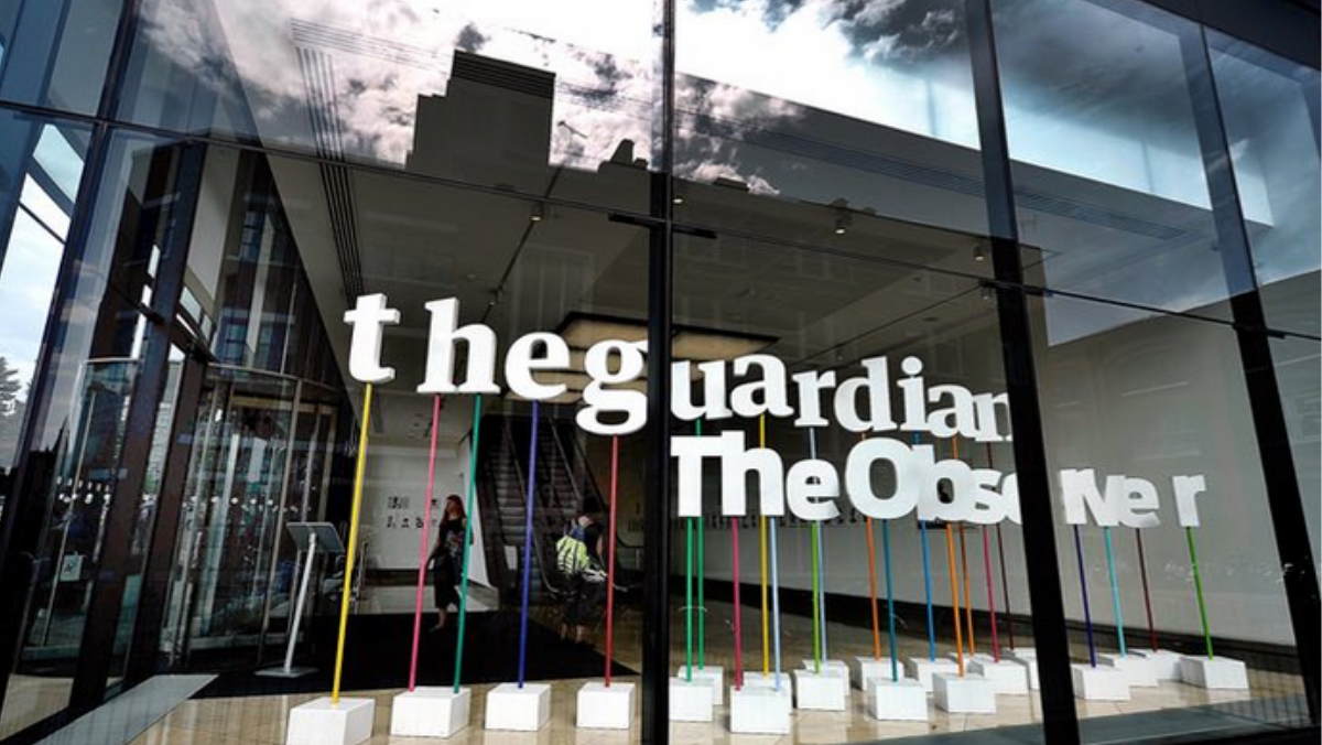 A shot in publisher/ad-tech war: Guardian sues Rubicon Project