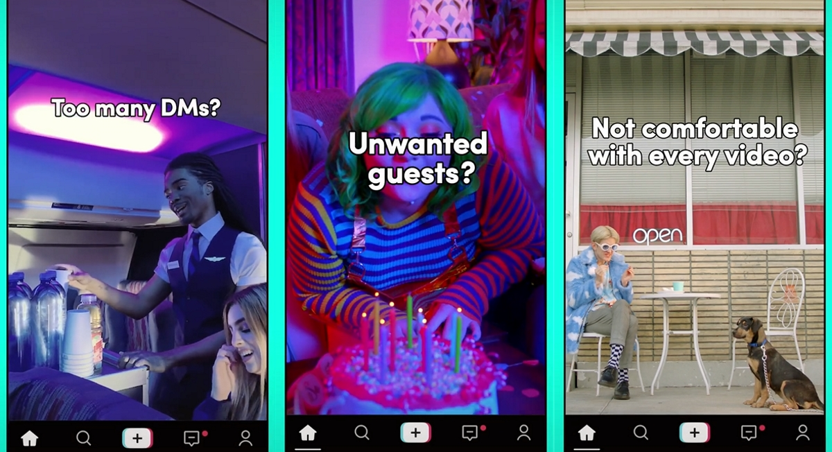 TikTok launches 'fun' online safety video series | Mobile