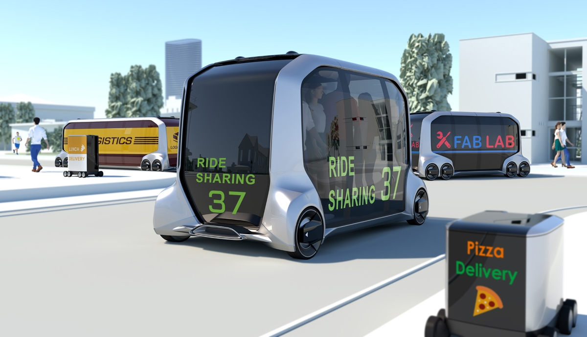 Toyota unveils concept vehicle, mobility alliance
