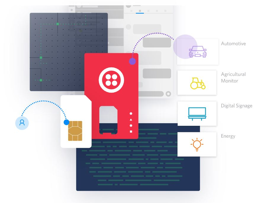 Twilio Programmable Wireless aims to speed up IoT