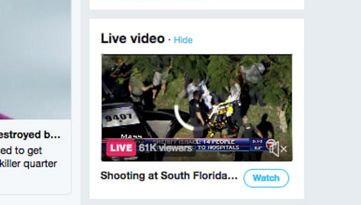 twitter starts livestreaming local breaking news broadcasts mobile