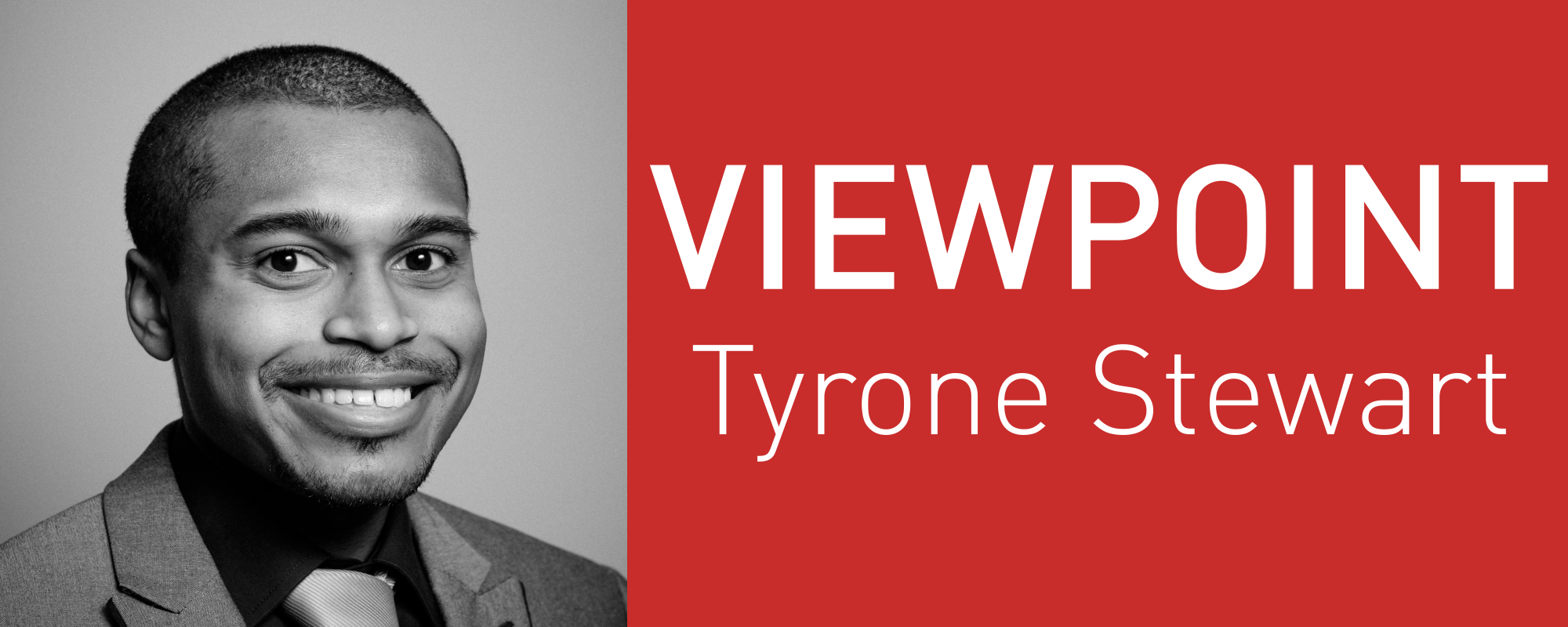 Viewpoint Tyrone Stewart