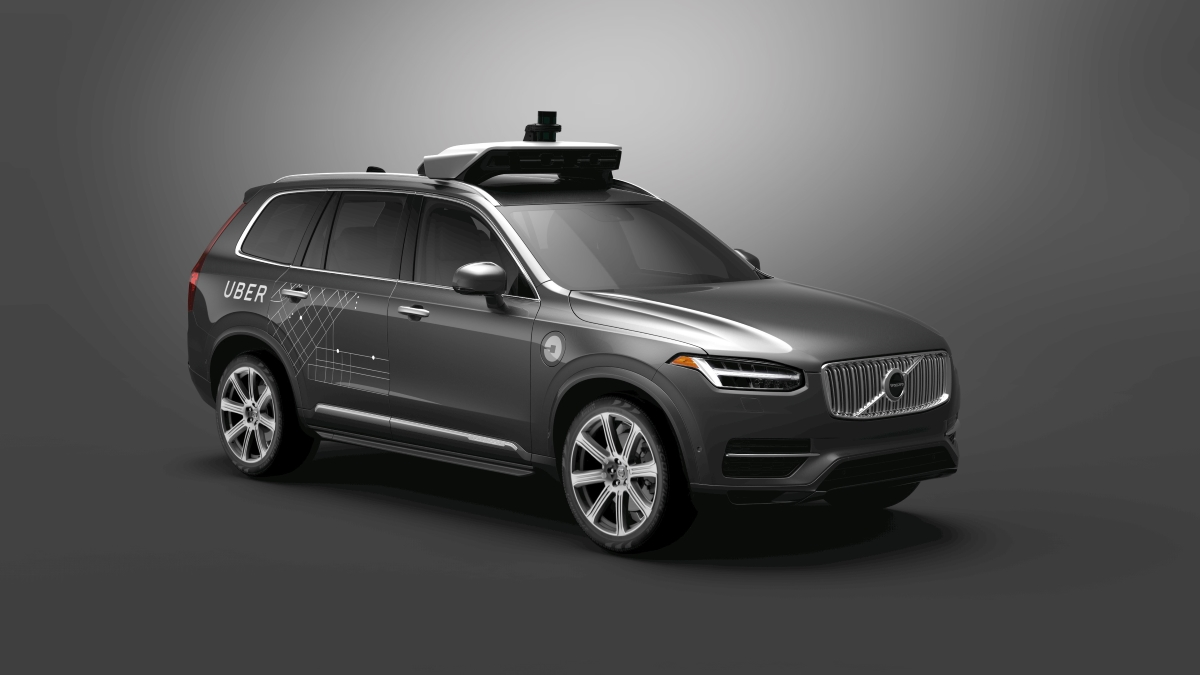 Uber's massive Volvo order is a big self-driving step