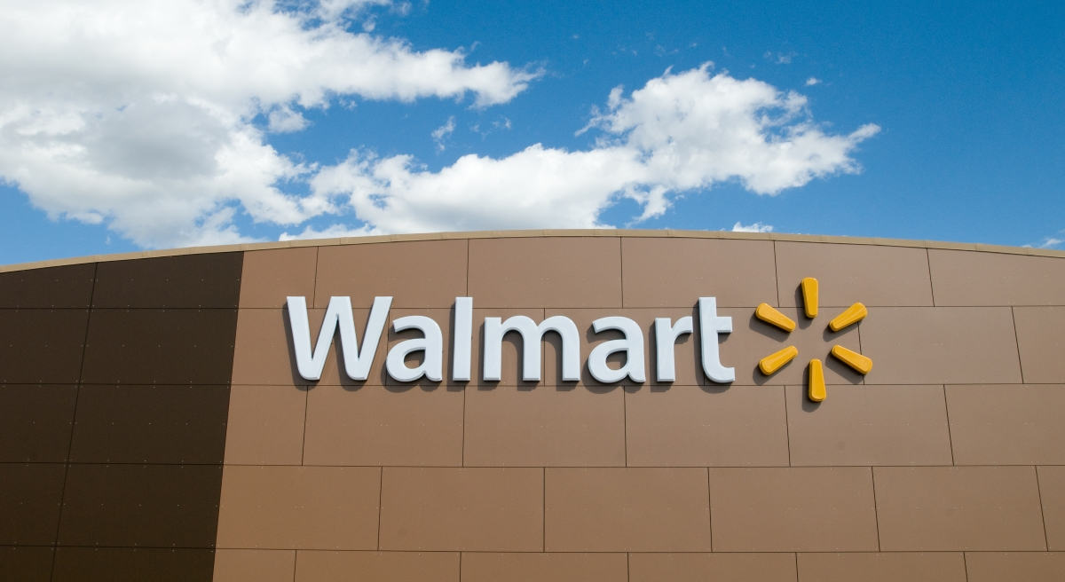 Walmart provides customers with access to PayPal cash in