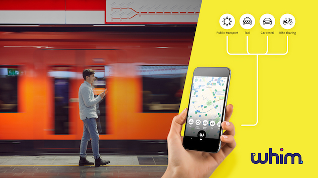 Whim looks to expand after 2 5m trips in year one | Mobile