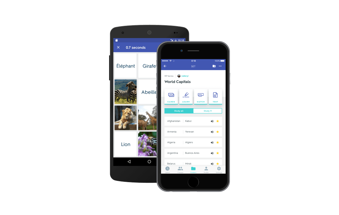Mobile learning tool Quizlet reaches 50m monthly users
