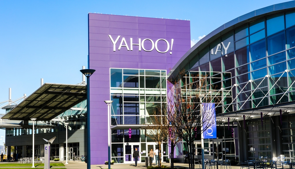 Aol Corporate Office For Yahoo Which Is Now Housed Under Verizonu0027s Oath Along With Aol Has Laid Off More Staff In London And The Us u2013 Following Round Of Layoffs Companyu0027s Yahoo Reportedly Uk Mobile