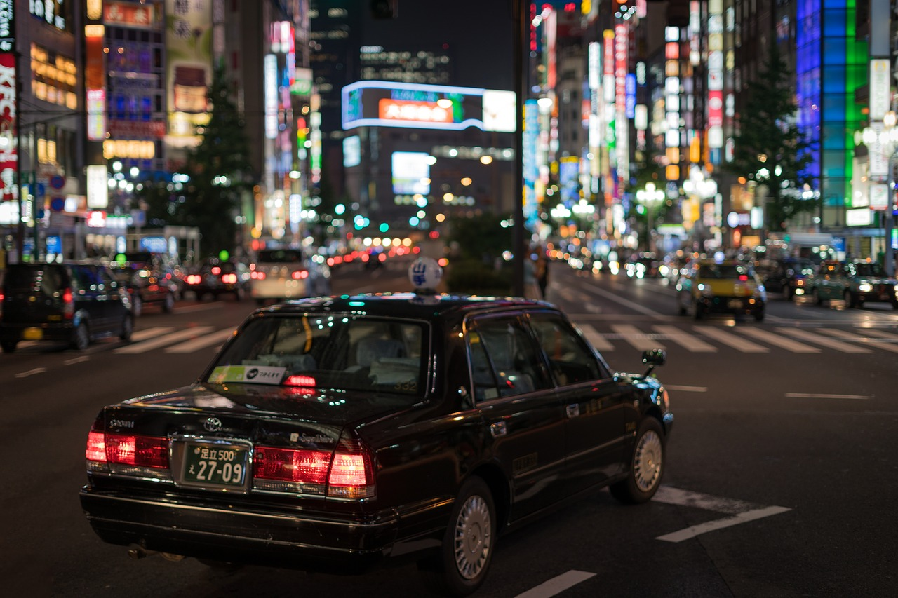 DiDi, SoftBank to provide platform services for Japan taxi industry