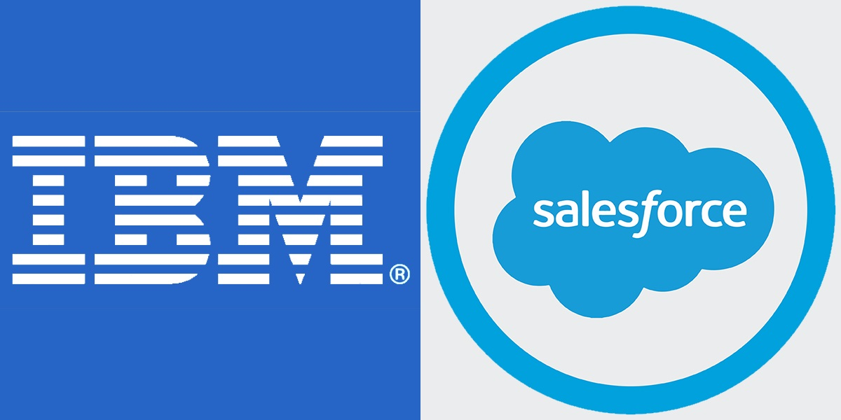 Image result for salesforce ibm ai
