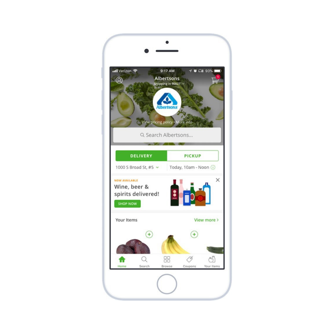 Instacart Is Expanding Its Alcohol Delivery Service Mobile Marketing Magazine