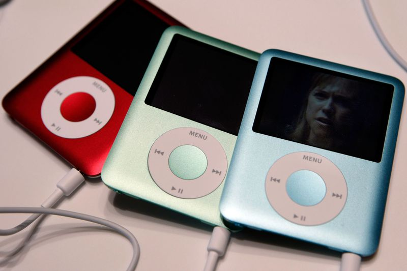 The Death of the iPod?