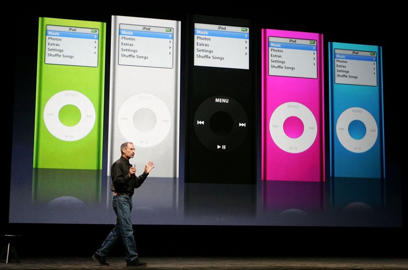 The Death of the iPod?   Mobile Marketing Magazine