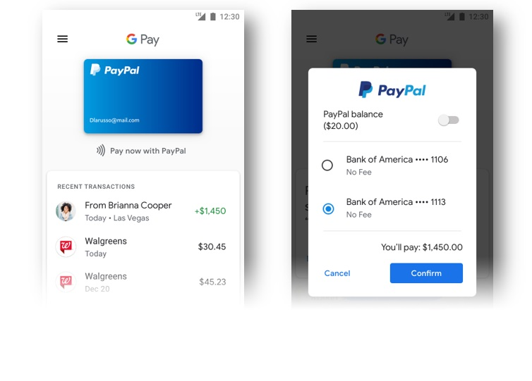 PayPal deepens partnership with Google Pay | Mobile