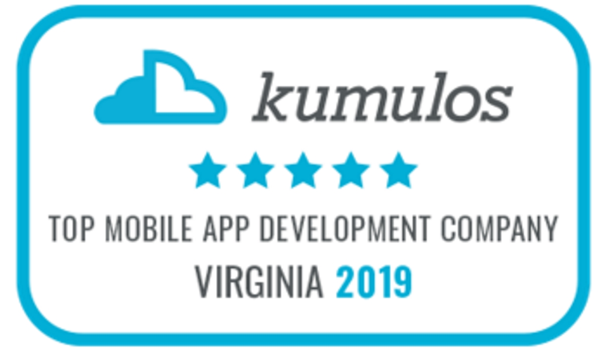 Kumulos top mobile app development companies Virginia