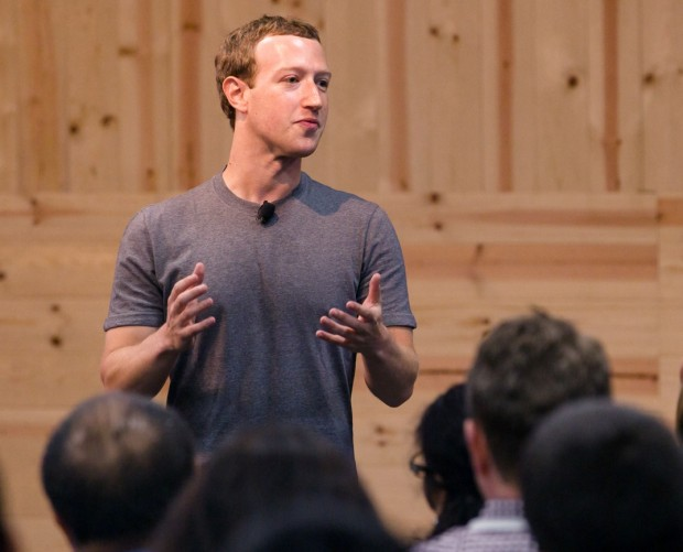 Is Zuckerberg doing a Bill Gates?