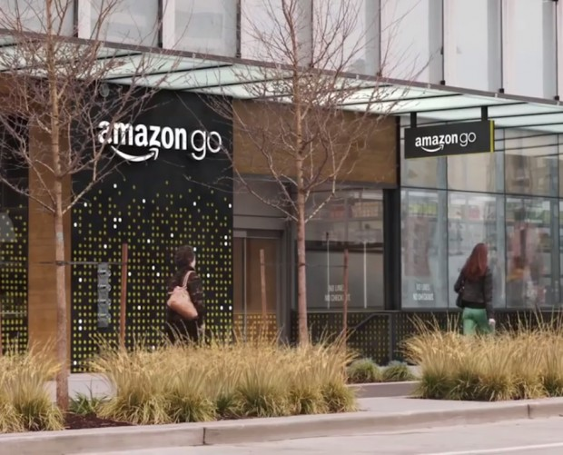 Amazon's futuristic grab-and-go store isn't working the way it's supposed to