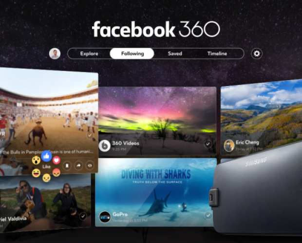 Facebook hopes to grow 360 video through Blend Media partnership