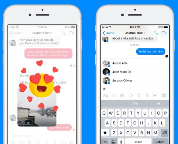 Facebook testing cross-app notifications on Messenger and Instagram