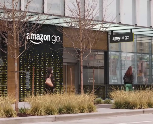 Amazon is set introduce its grab-and-go supermarket in the UK