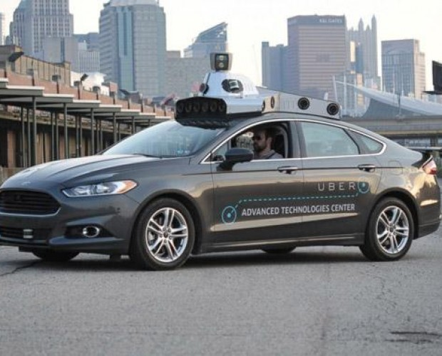 Uber fires the self-driving car executive at the heart of its Google legal battle