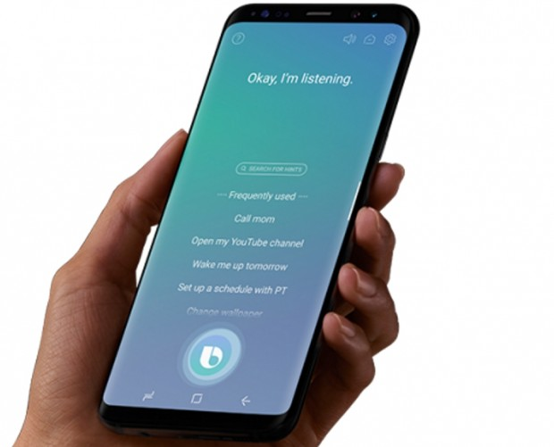 Samsung rolls out Bixby's voice across the world, but only in English and Korean