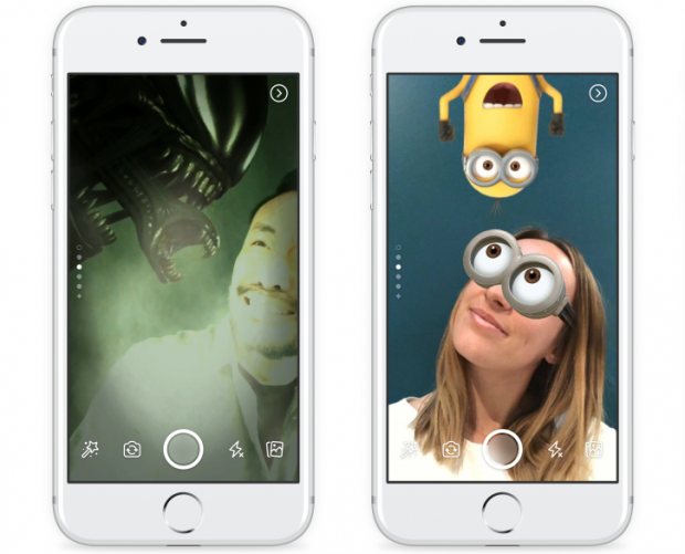 Facebook brings its Stories together with Messenger Day