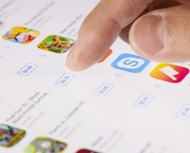 Worldwide spending on app stores will exceed $110bn in 2018