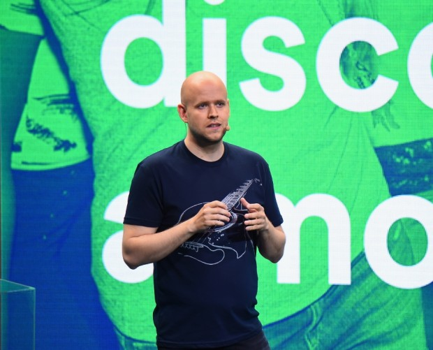 Spotify and Tencent trade stakes in each other's music streaming platforms