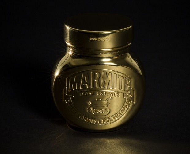 Unilever is giving people the chance to Snatch the world's most expensive jar of Marmite