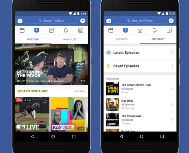 Facebook's Watch news show budgets range from $1m to $10m
