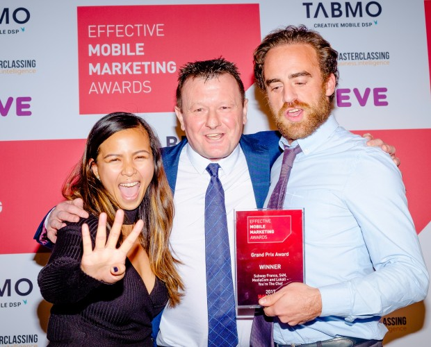 Eight weeks until the Early Bird deadline for the 2018 Effective Mobile Marketing Awards