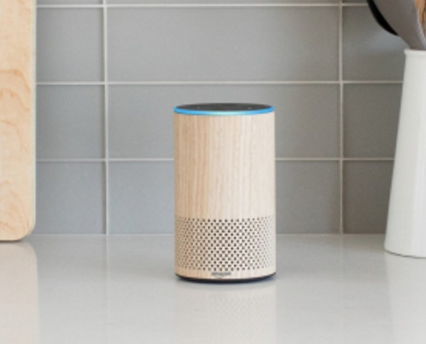 Amazon sees its smart speaker market share halved