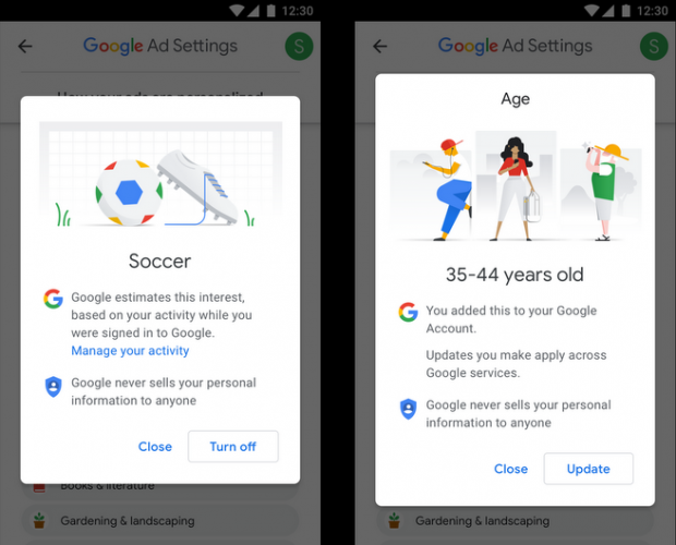 Google updates ad tools with more transparency and more control