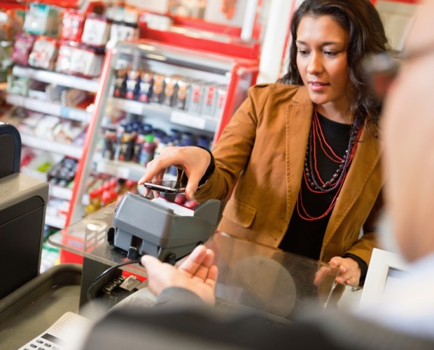 Debit cards overtake cash as more consumers go contactless
