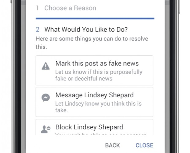 Facebook recommits to fight against fake news
