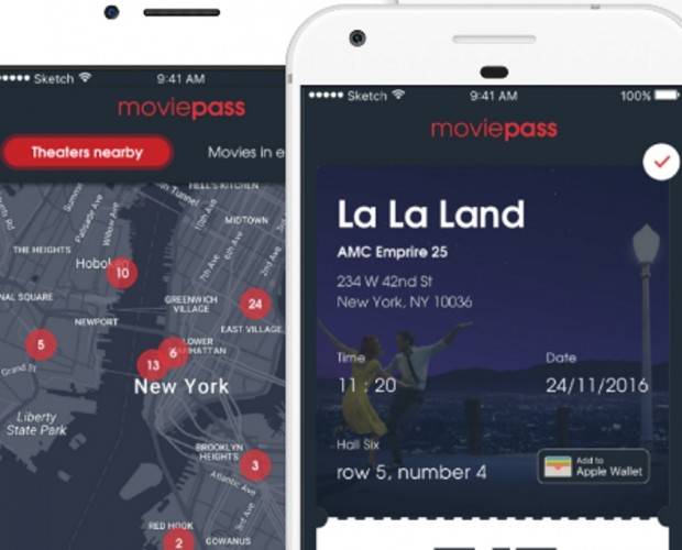 MoviePass hit by outage at peak time