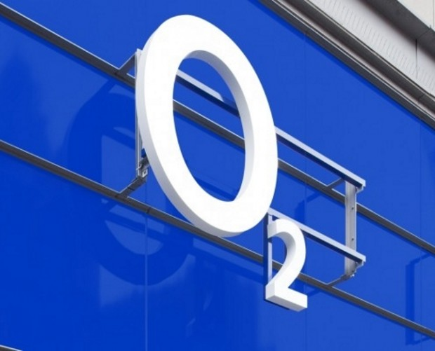 O2 is using light to provide wireless connectivity