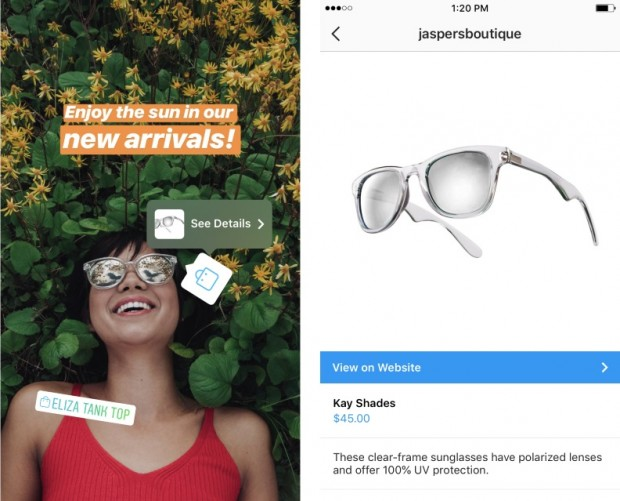 Instagram reportedly working on standalone shopping app